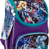 Рюкзак школьный каркасный Kite Monster High‑2 mh16-501S-2
