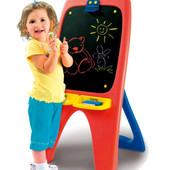 Crayola Напольный детский мольберт grow'n up easel 5007