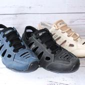 Спортивные мужские летние туфли, 3 цвета