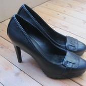 Туфли Calvin Klein, оригинал, кожа, размер 39