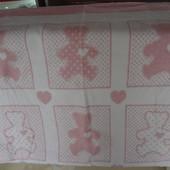 Детское жаккардовое одеяло