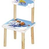 Детские деревянные стульчики Белка и Стрелка