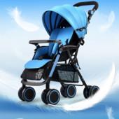 Ультролегкая детская прогулочная коляска Wisesonle!