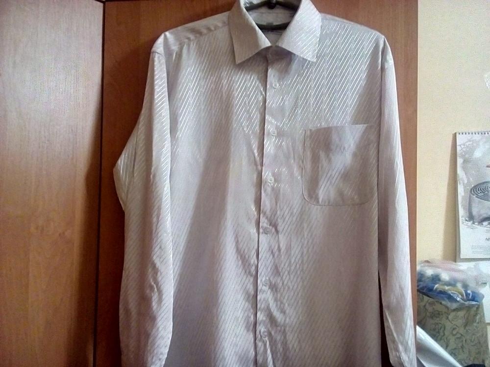 Рубашка отл. состояние,48-50, см.замеры,уп15 фото №1