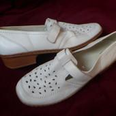 Ara новые кожаные туфли 7