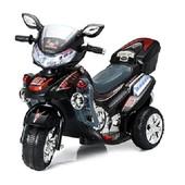 Детский трицикл Tilly (T-727 black) с пластиковыми колесами