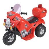 Детский трицикл Tilly (T-723 red) со свето-звуковыми эффектами