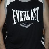 Спортивная оригинал фирменная майка борцовка бренд Everlast (Эверласт) 2xl