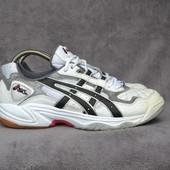 Мужские кроссовки кеды, футзалки Asics р 43,5