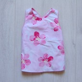 Нежная блуза для маленькой модницы. Vertbaudet. Размер 1-2 года. Состояние: новой вещи