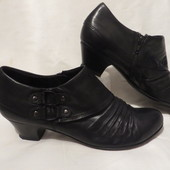 Ботинки Кожа Janet D 41 размер
