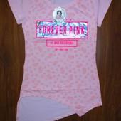 Стильная туника футболка для девочки 158, 164, 170, 176 рост