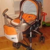 Детская коляска-трансформер Cam combi family dueto