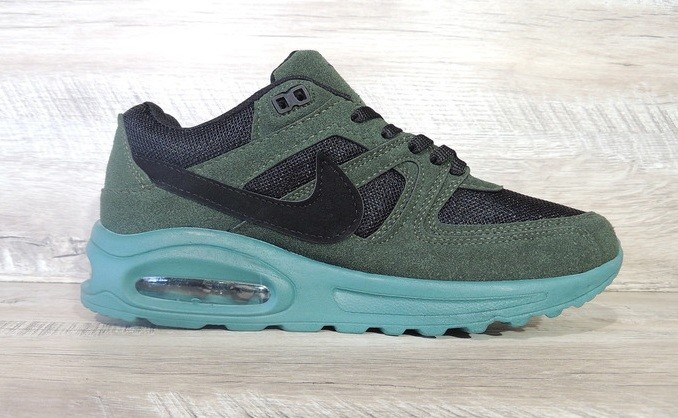 Кроссовки Nike air max green, р. 40-44, код mvvk-1171 фото №1