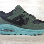 Кроссовки Nike air max green, р. 40-44, код mvvk-1171