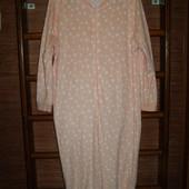 Пижама флисовая, женская, размер L, рост до 170 см