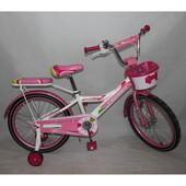 Кроссер Райдер 14 16 18 20 Crosser Rider велосипед детский для девочки