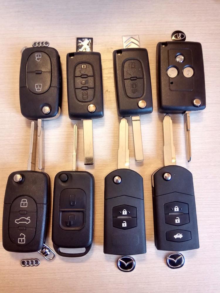 Корпус выкидного авто ключа фото №1