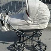 Коляска Roan Marita Prestige 2 в 1 коляска-люлька, прогулочная коляска