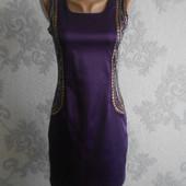 Платье с отделкой AD Lib в идеальном состоянии М