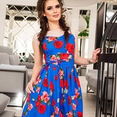 нарядное платье р 42-44