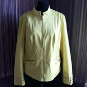 Красивый желтый куртка пиджак жакет bpc selection