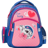 Рюкзак школьный Kite Cute Bunny K17-522S