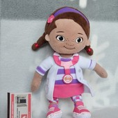 фирменная плюшевая кукла доктор Плюшева огригинал Doc McStuffins Doc Doll