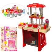 Кухня детская игровая. Свет. и звуковые эффекты.Разные виды