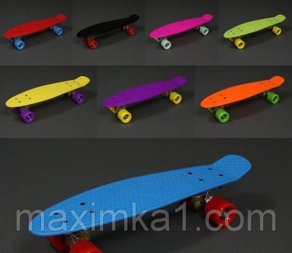 Скейт Пенни борд 780 Penny Board в ассортименте фото №1