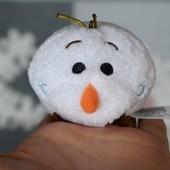 Редкий фирменный плюшевый симпатяга мягкие овальный снеговик Олаф из мультфильма Холодное сердце