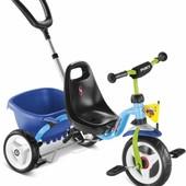 Трехколесный велосипед Puky CAT 1 S