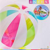 Мяч надувной 107см Intex 59066