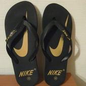 вьетнамки пляжные Nike р.40