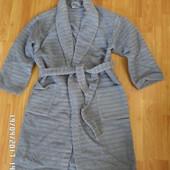 махровий халат натуральний