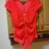 Фирменная блузка комбидрес Bebe Confort размер S