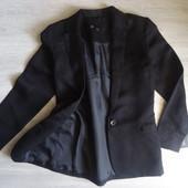 Пиджак лен+вискоза We Fashion Нидерланды, размер S