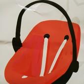 Кавер, простыня на резинке для детского автокресла. Голландия