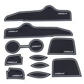 Коврики в салон Toyota Corolla 2007-2014