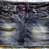 джинсовая юбка женская