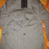 Пиджак мужской,лён+вискоза,р.52-54.