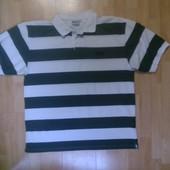 Фирменная футболка поло тениска XXL