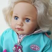 Кукла куколка Zapf Creation Германия 50см