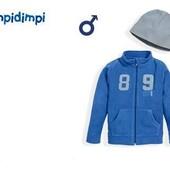 флисовая курточка и шапочка р.74-80 Impidimpi Германия