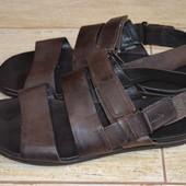 Clarks кожаные 42р босоножки сандалии  Оригинал.