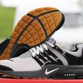 Кроссовки Nike Air Presto бежеві
