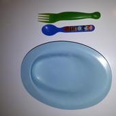 Посуда тарелочка для детей Manoy