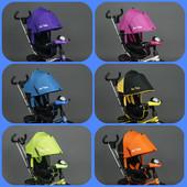 Велосипед 6590 Best Trike трехколесный детский поворотное сидение