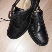 Туфли Clarks р.45,стелька 29,7 см