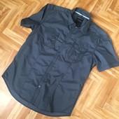 Великолепная мужская рубашка известного бренда Angelo Litrico